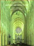 Gothic Architecture, Crossley, Paul and Frankl, Paul, 0300087985