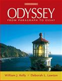 Odyssey : Paragraph to Essay (with MyWritingLab Student Access Code Card), Kelly, William J. and Lawton, Deborah L., 0205727980
