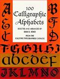 100 Calligraphic Alphabets, Dan X. Solo, 0486297985