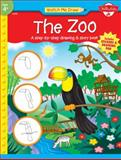 Watch Me Draw the Zoo, Jenna Winterberg, 1560107987