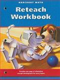 Harcourt Math, Harcourt School Publishers Staff, 015320799X