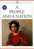 A People and a Nation : A History of the United States, Norton, Mary Beth and Blight, David W., 0618607994