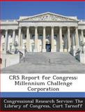 Crs Report for Congress, Curt Tarnoff, 128969799X