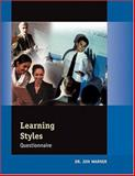 Learning Styles Profile : Packet Of 5, Warner, Jon, 0874257999
