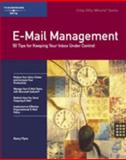 50 Minute Book : E-Mail Management, Nancy Flynn Staff, 1423917995