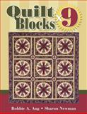 Quilt Blocks X 9, Bobbie Aug and Sharon Newman, 1574327992