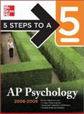 5 Steps to a 5: AP Psychology, Laura Lincoln Maitland, 0071497994