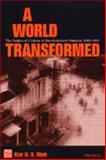 A World Transformed 9780472067992