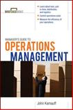 A Manager's Guide to Operations Management, Kamauff, John, 0071627995