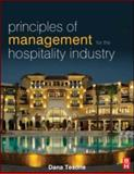 Principles of Management for the Hospitality Industry, Tesone, Dana, 1856177998