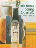 String Quartets, Bela Bartok, 048643799X