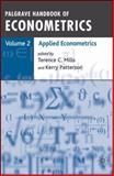 Econometrics Vol. 2 : Applied Econometrics, , 140391799X