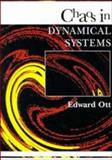 Chaos in Dynamical Systems, Ott, Edward, 0521437997