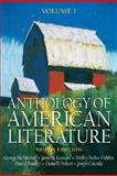 Anthology of American Literature, McMichael, George and Leonard, James, 0131987992