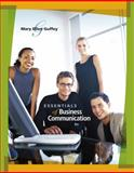 Essentials of Business Communication (Book Only), Guffey, Mary Ellen, 0324587996