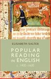 Popular Reading in English C. 1400-1600, Salter, Elisabeth, 0719077990