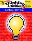 Hands-on Thinking Activities, Evan-Moor, 1557997993