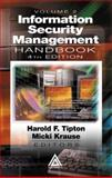 Information Security Management Handbook 2001 Yearbook, Tipton, Harold F. and Krause, Micki, 0849308003