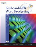 Keyboarding and Word Processing, Lessons 1-60, Forde, Connie M. and Woo, Donna L., 0538728000