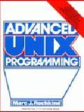 Advanced UNIX Programming, Rochkind, Marc J., 0130118001
