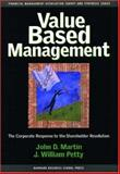 Value Based Management 9780875848006