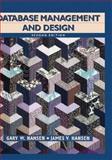 Database Management and Design, Hansen, Gary W. and Hansen, James V., 0133088006