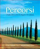 Percorsi : L'Italia Attraverso la Lingua e la Cultura Plus MyItalianLab with Pearson EText (multi-Semester) -- Access Card Package, Italiano, Francesca and Marchegiani, Irene, 0133778002