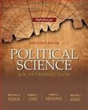 Political Science : An Introduction, Roskin, Michael G. and Cord, Robert L., 0205978002