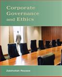 Corporate Governance and Ethics, Rezaee, Zabihollah and Swanson, Diane L., 047173800X