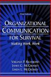 Organizational Communication for Survival 9780205408009