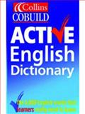 Collins Cobuild Active English Dictionary, Collins Publishers Staff and Collins, 0007158017