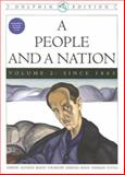 A People and a Nation Vol. 2 : Since 1865, Norton, Mary Beth and Katzman, David M., 061860801X