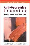 Anti-Oppressive Practice, Dalrymple, Jane and Burke, Beverley, 0335218016
