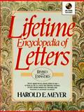 Lifetime Encyclopedia of Letters, Meyer, Harold E., 0132568012