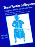 Thumb Position for Beginners, Pat Legg and Alan Gout, 057151801X