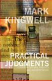 Practical Judgments 9780802038012