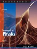 Fundamentals of Physics, Halliday, David and Resnick, Robert, 0471758019