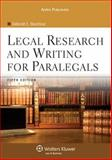 Legal Research and Writing for Paralegals, Bouchoux, Deborah E., 0735568014