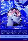 Handbook of Clinical Neuropsychology, , 0198508018