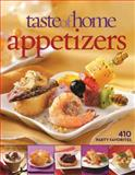 Appetizers, Taste of Home Editorial Staff, 0898218012