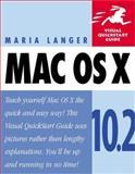 Mac OS X 10.X, Langer, Maria, 0321158016