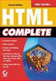 HTML Complete, Sybex Inc. Staff, 0782128017