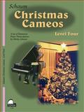 Christmas Cameos, Level Four, Wesley Schaum, 1936098016
