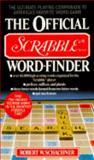 The Official Scrabble Word-Finder, Robert Schachner, 0020298021
