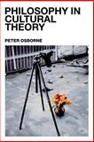 Philosophy in Cultural Theory, Osborne, Peter, 0415238021