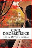 Civil Disobedience, Henry David Thoreau, 1484118022