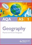 AQA AS Geopgraphy, Amanda Barker and David Redfern, 0340948027