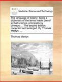 The Language of Botany, Thomas Martyn, 1140868020