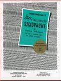 Intermediate Jazz Conception for Saxophone W/cd, Lennie Niehaus, 1934638021