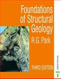 Foundations of Structural Geology 2nd Edition